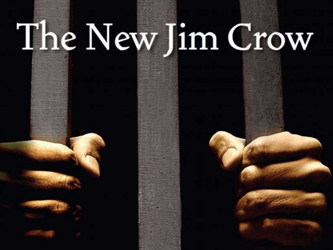 Book Of The Month: The New Jim Crow