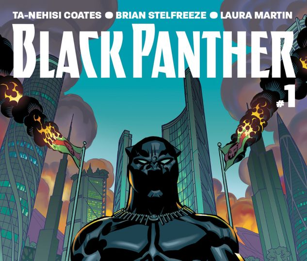 Book Of The Month: Black Panther