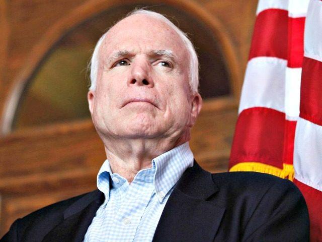 John McCain Is Just ARepublican